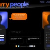 Blurry people.com