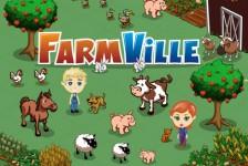 Hvor stor er farmville?