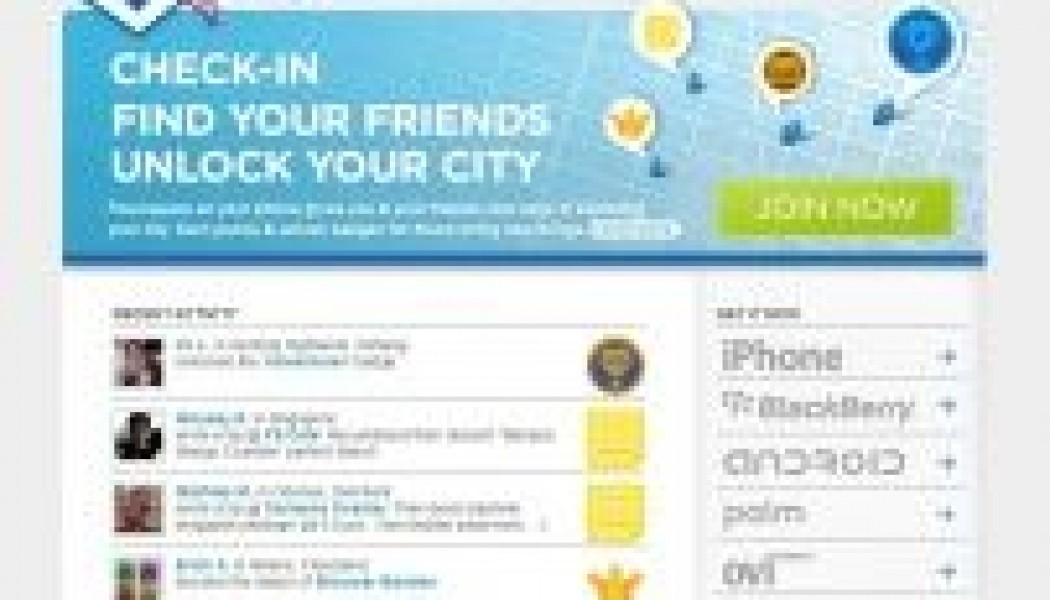 Bruger du Foursquare.com i din online strategi?