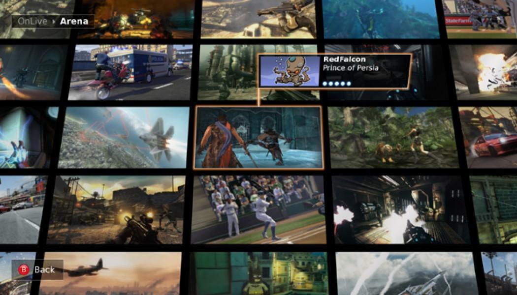Wilhelmsen.tv Idag snakker jeg om Onlive.com