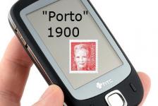 Postdanmark indfører sms frimærker!